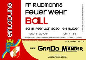 Feuerwehr Ball