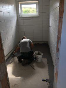 Baustellen Update #2