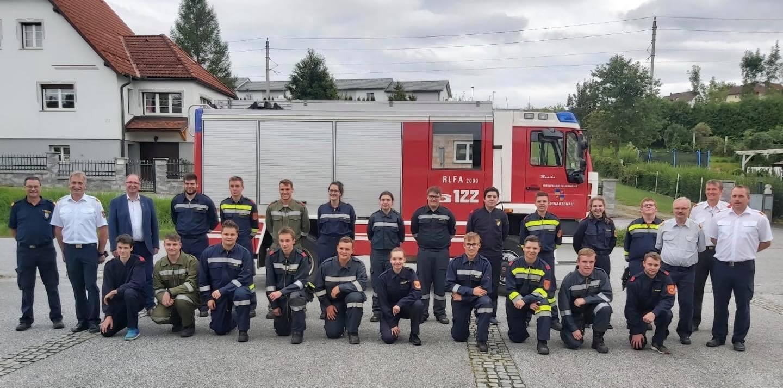 Basisausbildung in Schwarzenau
